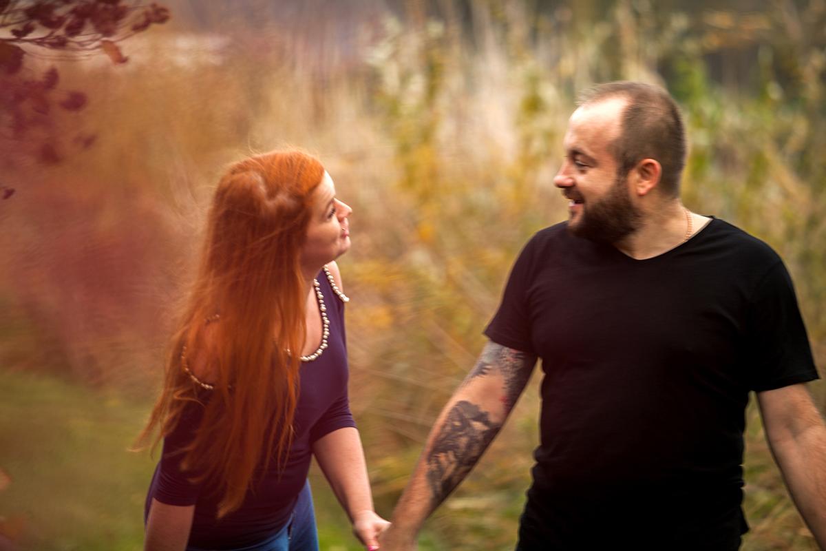 Sesja narzeczeńska Martyna i Kamil