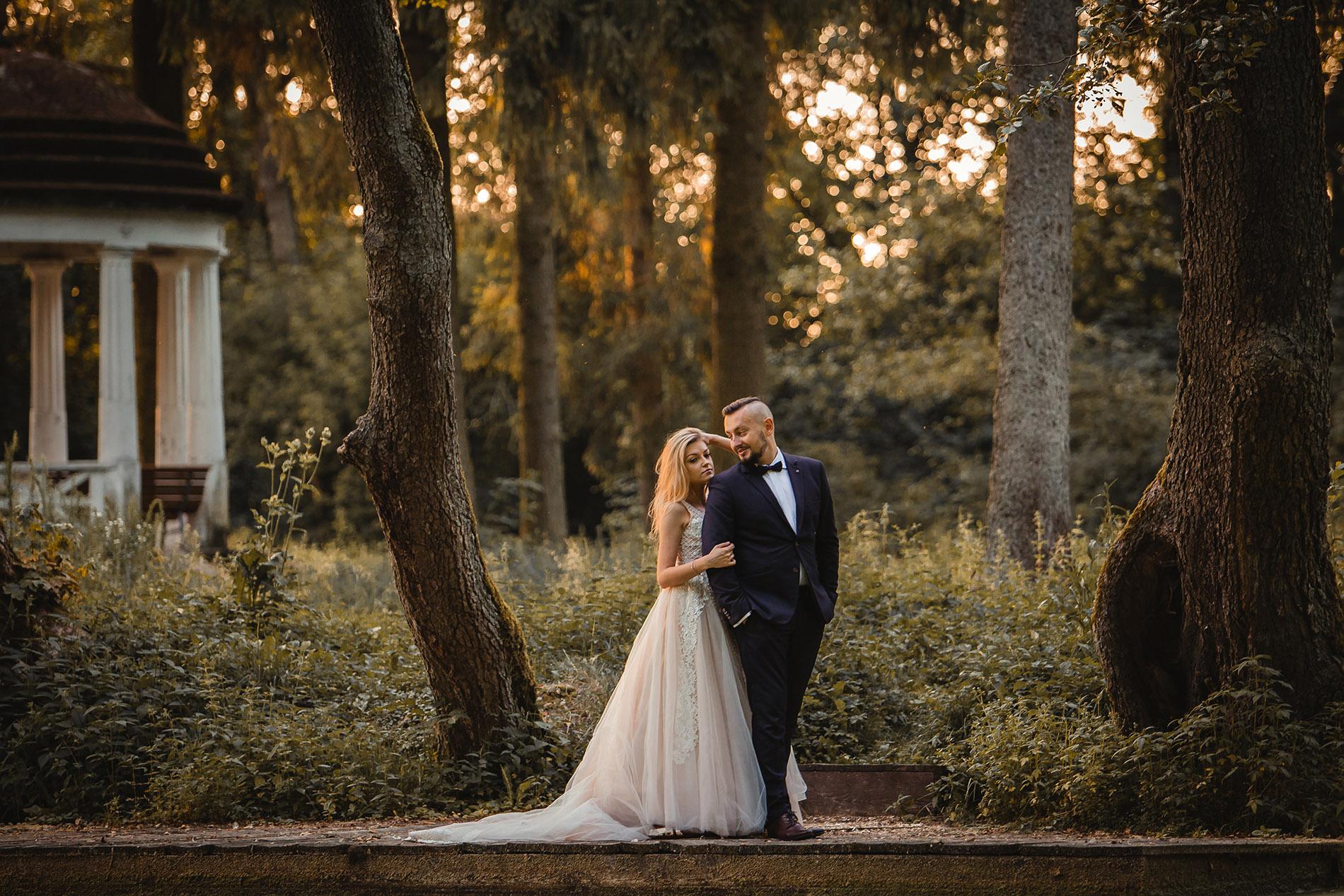 Plener ślubny Natalia i Kamil
