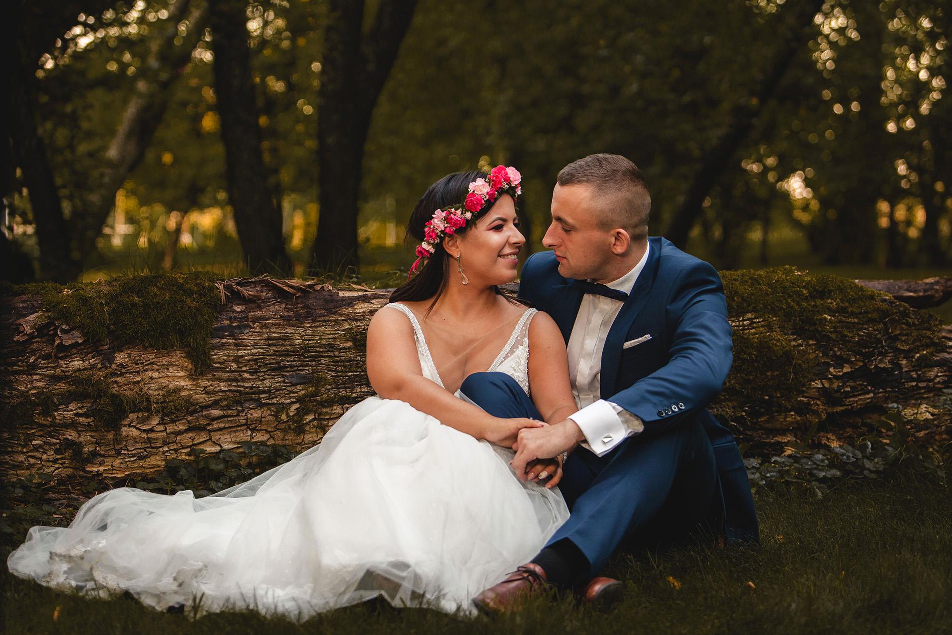 Przygotowania do ślubu Emilia i Wojciech