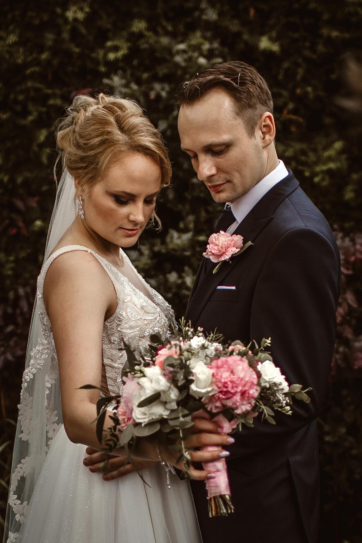Plener ślubny Łomża Daria i Tomasz