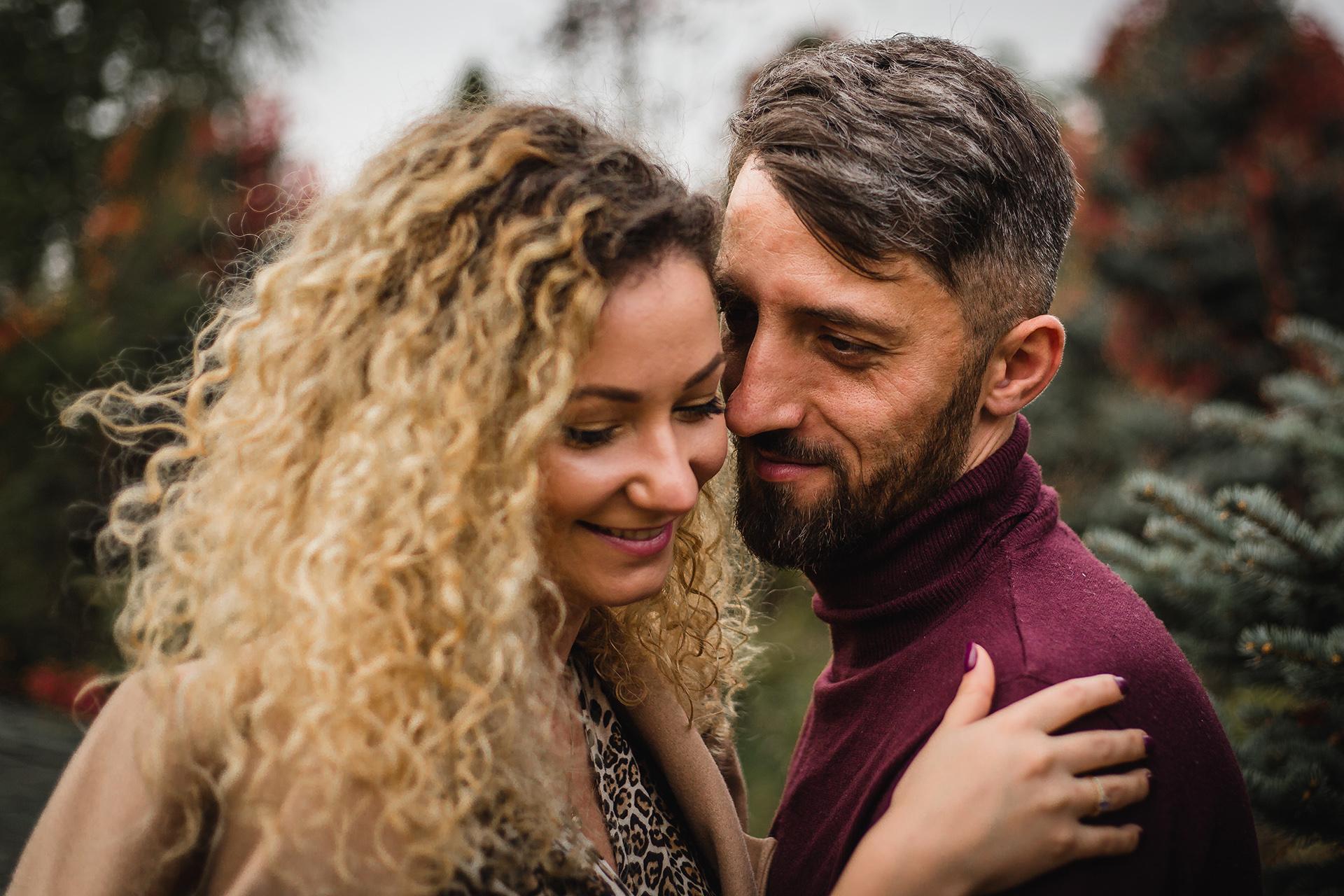 Sesja narzeczeńska Emilia i Konrad