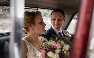 Reportaż ślubny Daria i Tomasz
