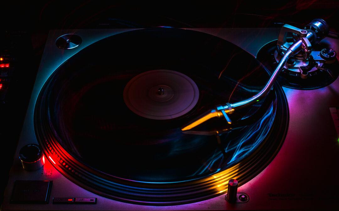 Gramofony technics 1200 MK II