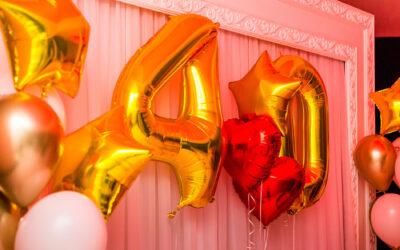 Zabezpieczone: 40 urodziny Anny